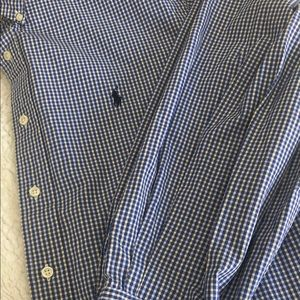 """Ralph Lauren """"Classic fit"""" button down dress shirt"""